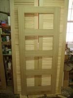 Projektowanie drzwi z drewna