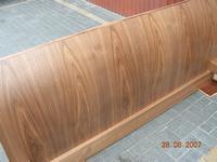 Drewniane elementy dekoracji